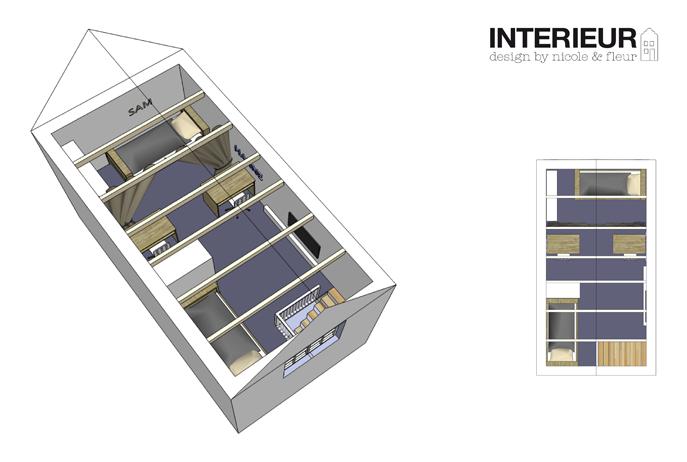kleine slaapkamer indeling ~ lactate for ., Deco ideeën