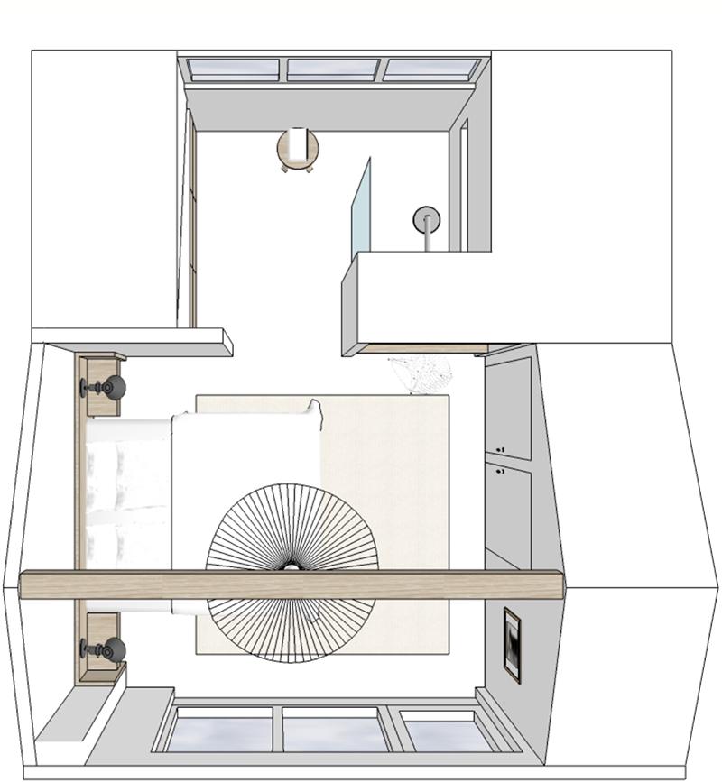 Mooi 3d interieur ontwerpen inspiratie woonkamer en for Gratis tekenprogramma interieur