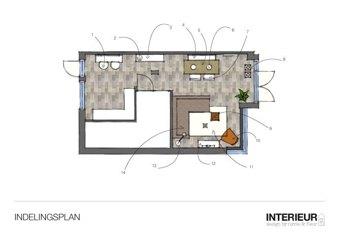 Interieur advies compleet 1 interieur design by nicole for Interieur advies