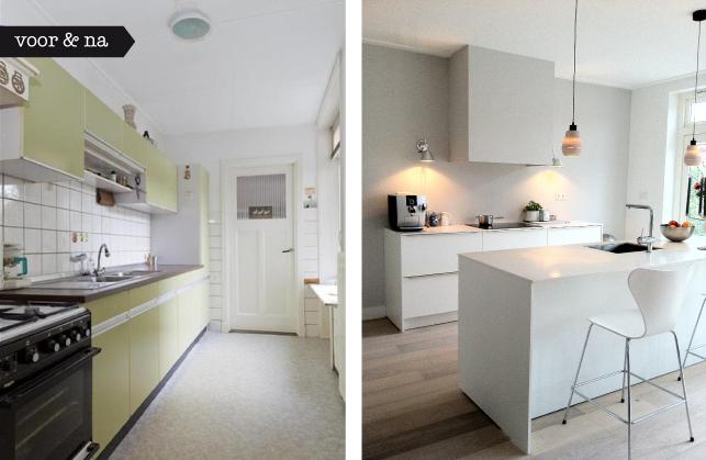 Keuken jaren 30 huis digtotaal for Huis voor na exterieur renovaties