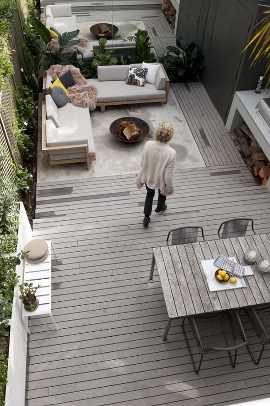 Stylingtips voor jouw tuin of balkon interieur design by nicole fleur - Moderne woning buiten lay outs ...
