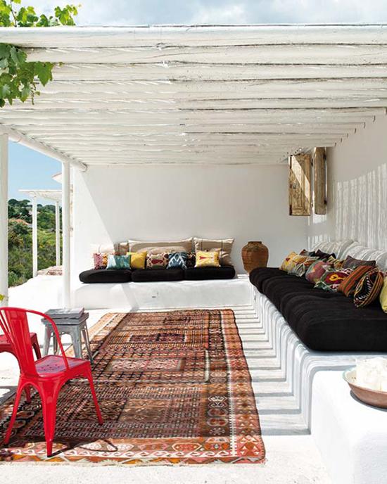 Stylingtips voor jouw tuin of balkon for Sofa exterior de obra
