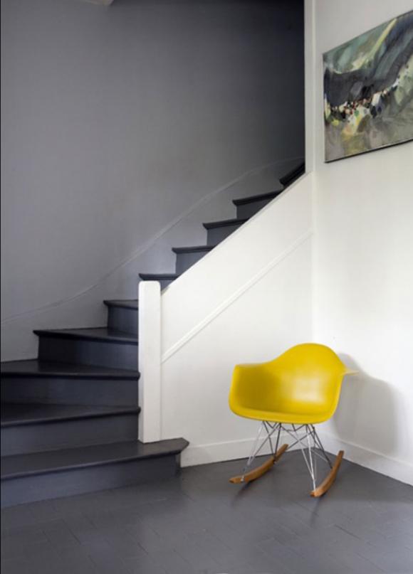 Geel in het interieur interieur design by nicole fleur - Verf voor gang ...