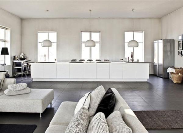 De keuken is het hart van het huis interieur design by nicole fleur - Designer huis exterieur ...