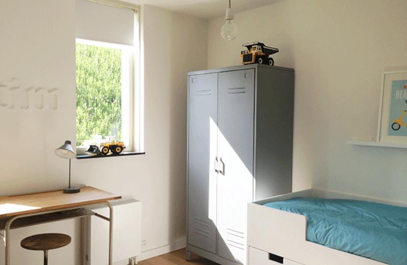 Stoere Slaapkamer Lamp : Een slaapkamer voor een stoere kleuter