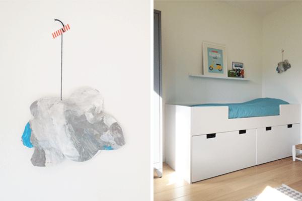 Een slaapkamer voor een stoere kleuter interieur design by nicole fleur - Kamer voor jongen jaar ...