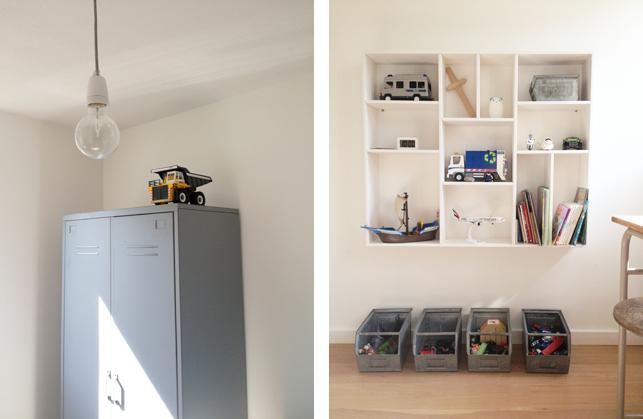 Een slaapkamer voor een stoere kleuter interieur design by nicole fleur - Kamer voor jaar oude jongen ...