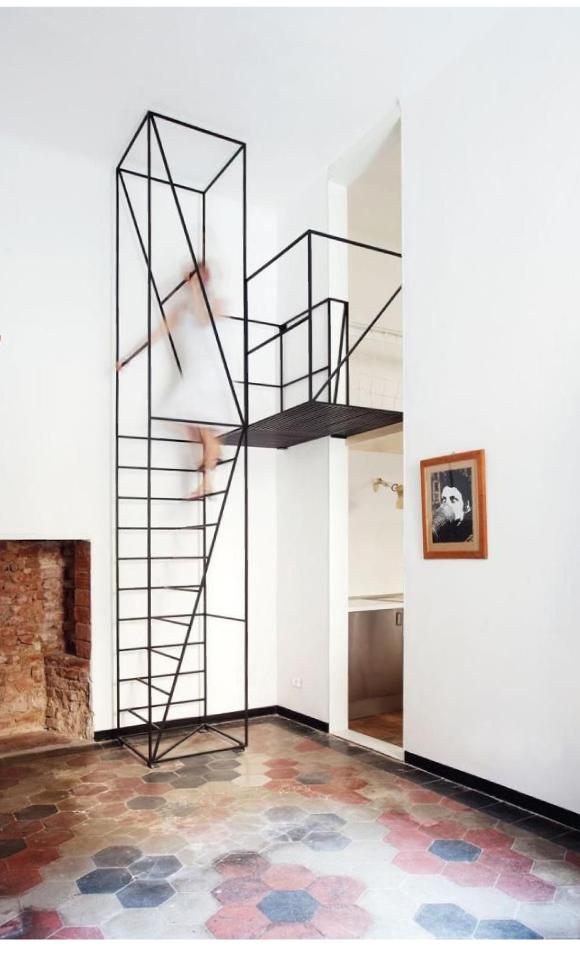 Bijzondere en creatieve trappen - Trap ontwerpen ...
