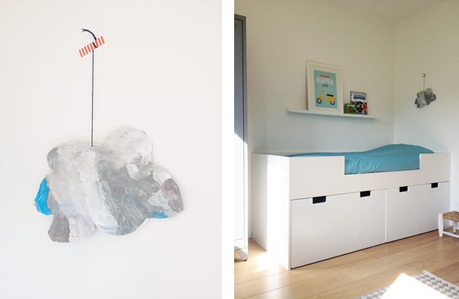 Pinterest Stoere Slaapkamer : Een slaapkamer voor een stoere kleuter ...