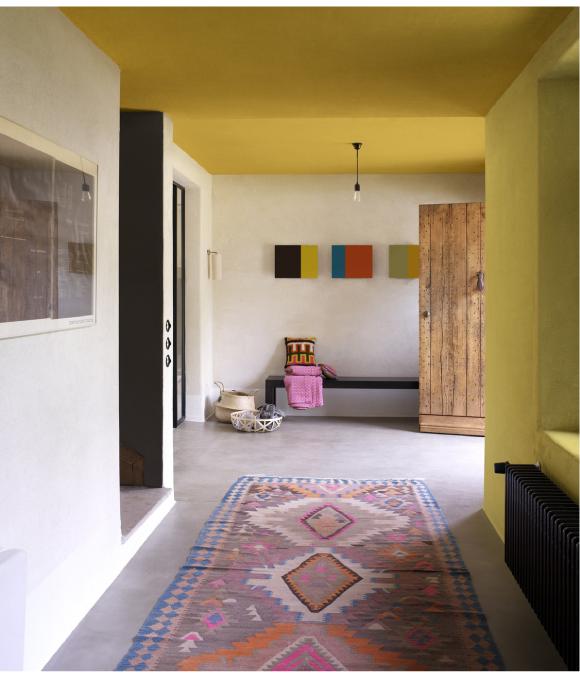Wat doet kleur met je interieur for Interieur kleuren