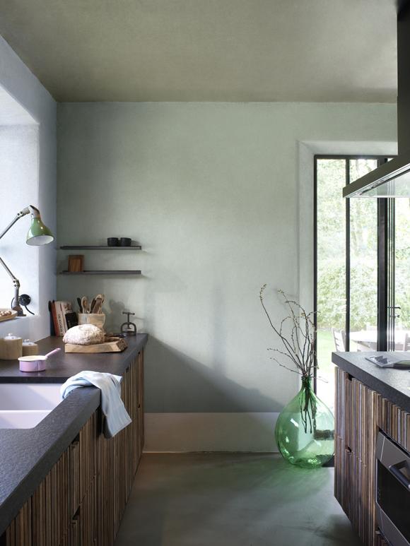 Keuken Blauw Groen : Wat doet kleur met je interieur? Interieur design by nicole & fleur