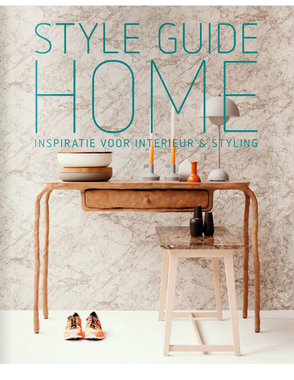 Style guide home biedt inspiratie voor interieur en styling for Interieur styling tips