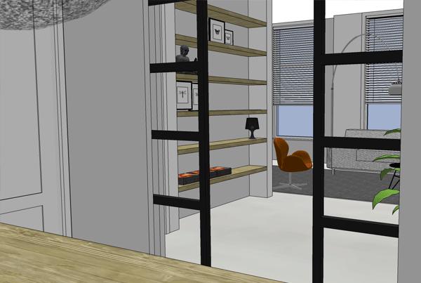 Interieur ideeen kantoor tuin interieur and bureaus on for Kantoor interieur design