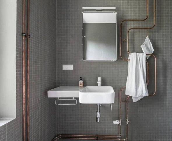 badkamer inrichting en styling inspiratie  interieur design by, Meubels Ideeën