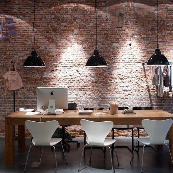 Andere kijk op wand afwerking interieur design by nicole fleur - Moderne keuken in het oude huis ...