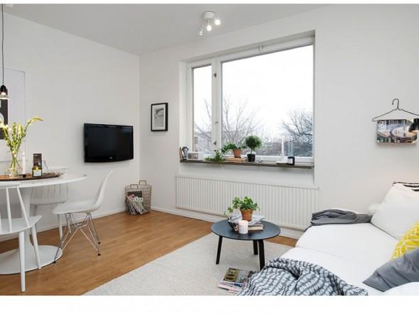 Inrichten van een kleine woonkamer interieur design by nicole fleur - Een kleine rechthoekige woonkamer geven ...