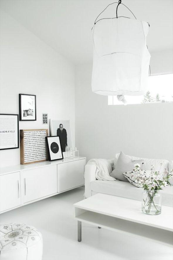 Inrichten van een kleine woonkamer |