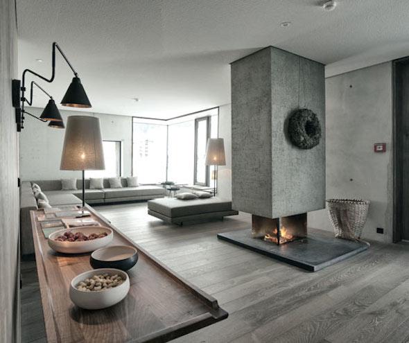 Andere kijk op wand afwerking interieur design by nicole for Design hotel monika