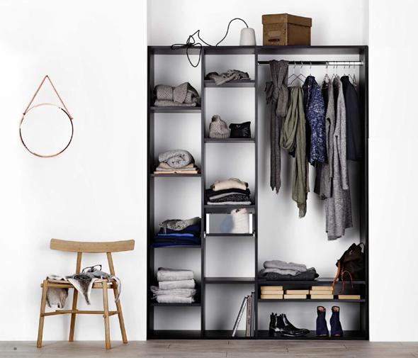 Maak Je Eigen In Walk In Closet Interieur Design By