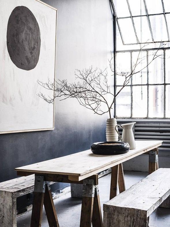bank bij de eettafel creëert ruimte in jouw eethoek  interieur, Meubels Ideeën