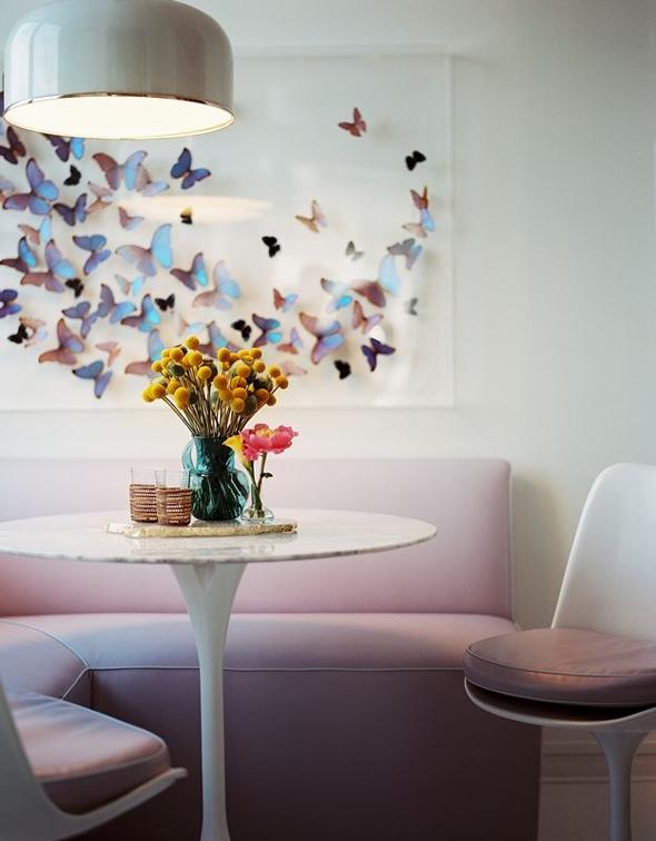 bank bij de eettafel creëert ruimte in jouw eethoek