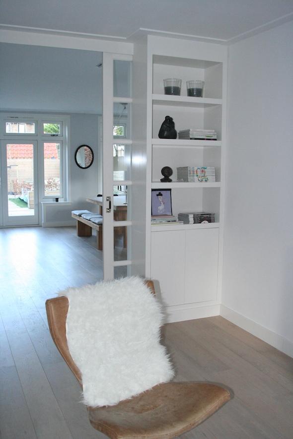 Kamer en suite in jaren 30 woning - Kamer indeling ...