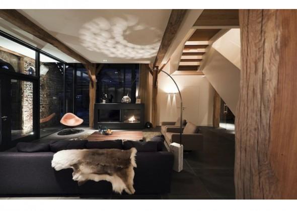 Brocante Slaapkamer Accessoires : Prachtig wonen in een woonboerderij ...