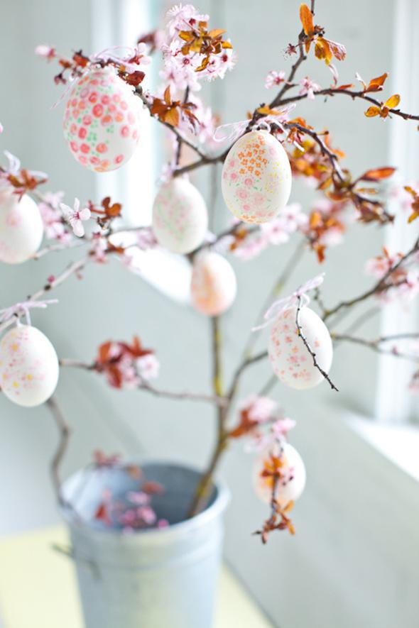 Klaar Voor Pasen Met Deze Paasdecoratie Ideeen