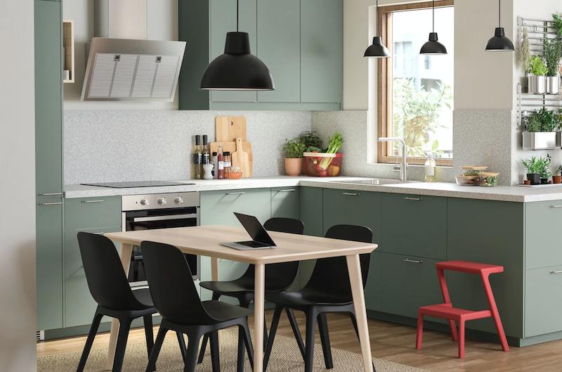 IKEA Metod keuken