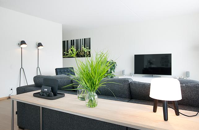 ... EN REALISATIE VAN EEN WOONKAMER  Interieur design by nicole & fleur