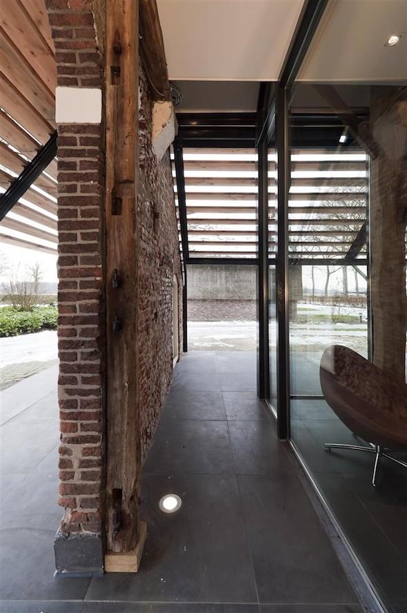 Prachtig wonen in een woonboerderij : Interieur design by nicole ...