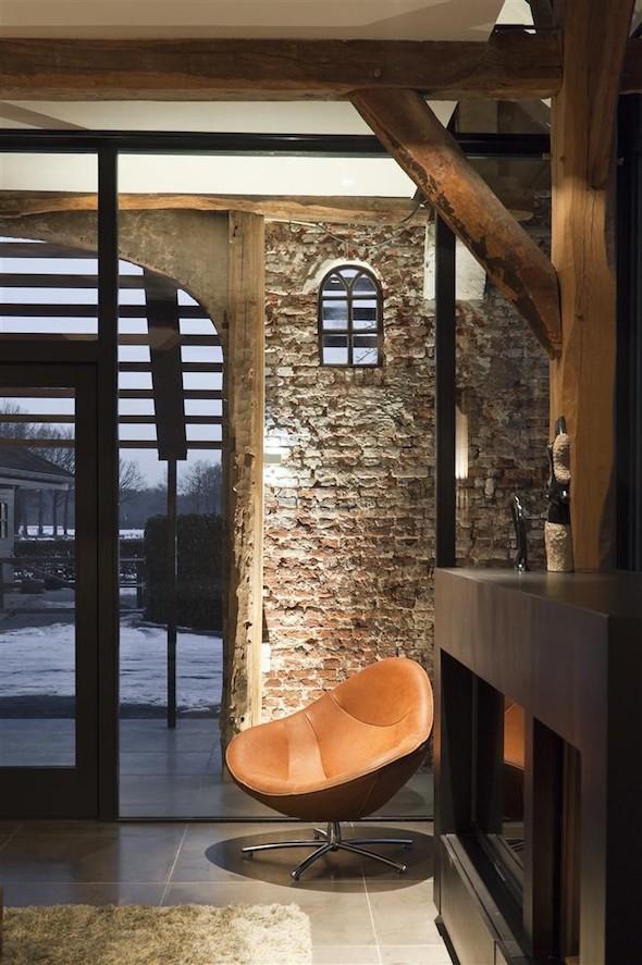 Prachtig wonen in een woonboerderij - Interieurdesign ideeen ...