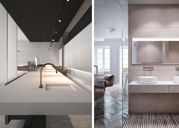 Zoektocht naar juist lichtplan in huis interieur design by nicole fleur - Designer huis exterieur ...