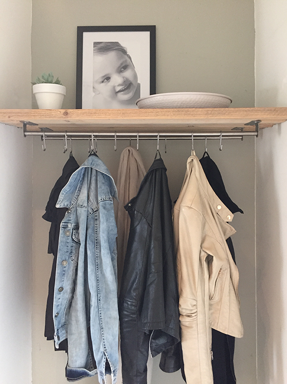 Coat Rack Shelf Ikea