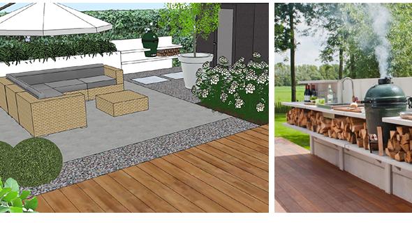 Tuinontwerp-voor-een-strakke-onderhoudsvriendelijke-tuin