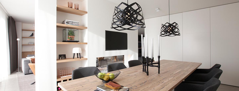 Interieur advies ontwerp en realisatie totaalconcept for Design interieur