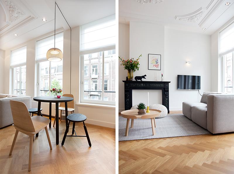 Vloeren en interieur