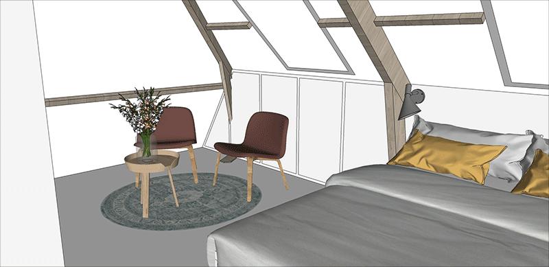 Onwijs Zolder verbouwen | Inspiratie en indelingsontwerpen voor de zolder UA-61