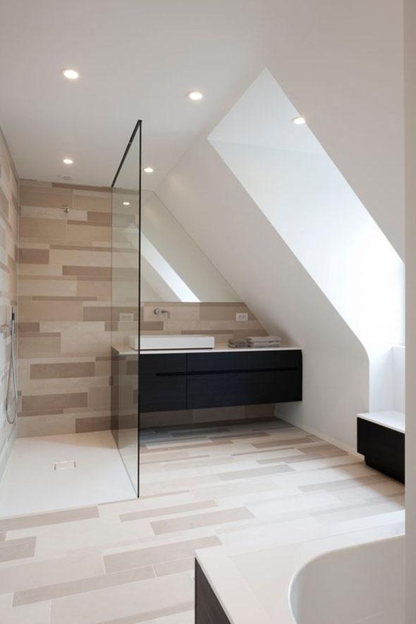 De invloed van daglicht in het interieur interieur design by nicole fleur - Deco master suite met badkamer ...