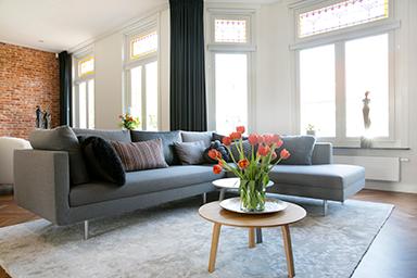 Interieur ontwerp vrijstaande woning in Bilthoven