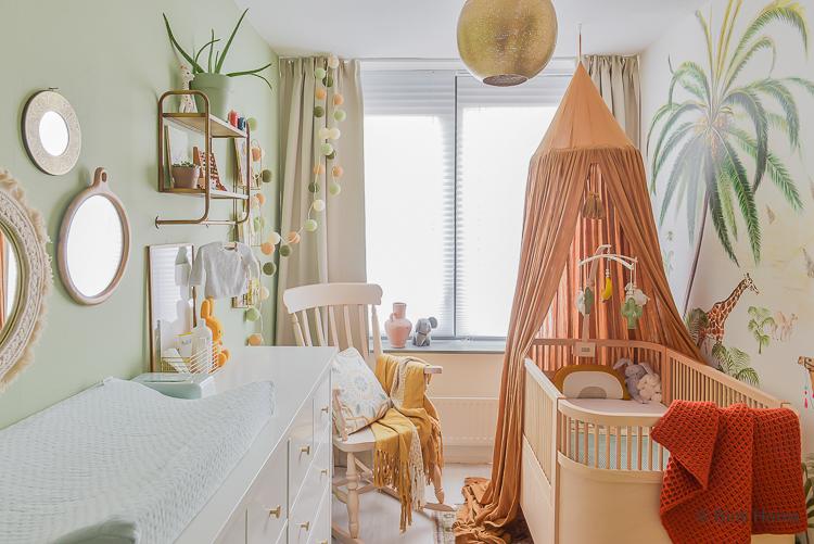 Kinderkamer inspiratie babykamer meisje